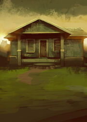 Black Phoenix Mr. Nancy's House