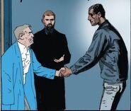 Comic Czernobog and Shadow