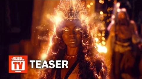 American Gods Season 2 Teaser 'Meet Your Gods' Rotten Tomatoes TV