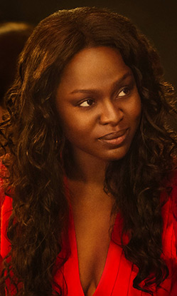 Queen sheba ebony