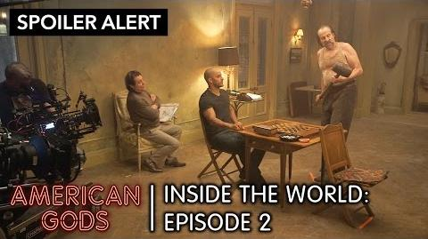 Inside The World- The Secret of Spoons (Episode 2) - American Gods
