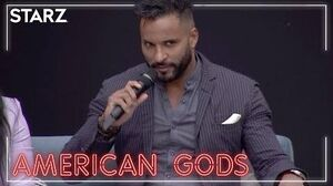 American Gods 2019 FYC Panel STARZ