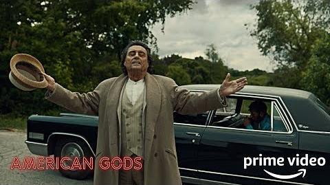 American Gods season 2 - Official Trailer Prime Video