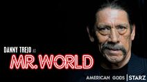 Danny trejo mr. world promo