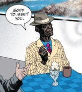 AG Comic Anansi Human 1
