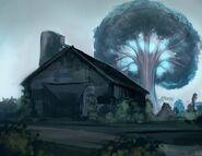 Black Phoenix The Norn's farmhouse