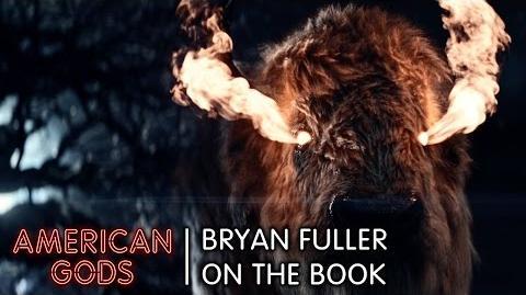 Bryan Fuller on the Book American Gods