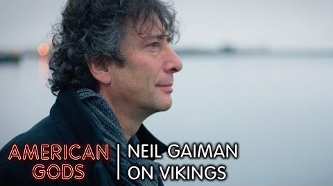 Neil Gaiman on Vikings - American Gods