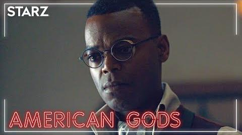 American Gods - Mr Ibis - Season 2