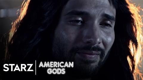 American Gods - Season 1, Episode 6 Clip- Gracias - STARZ