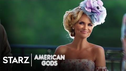 American Gods - Season 1, Episode 8 Clip- Easter - STARZ