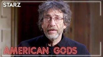 American Gods - Neil Gaiman's America - STARZ