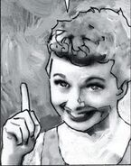Comic Media Lucy 3