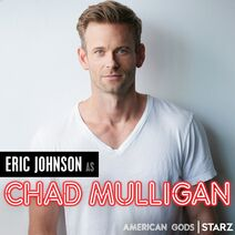 Eric johnson chad mulligan promo