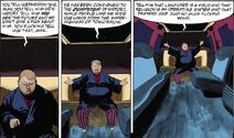 AG Comic Technical Boy in limo 2