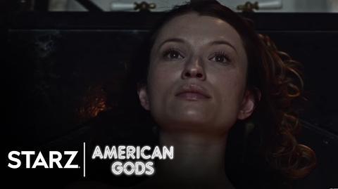 American Gods - Season 1, Episode 4 Clip- Funeral Home - STARZ