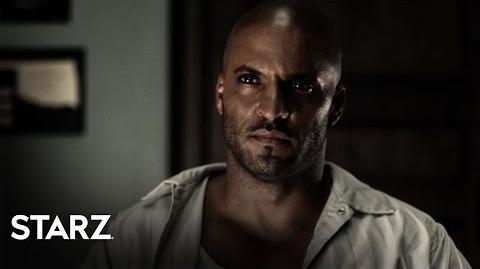 American Gods First Look STARZ