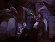 Black Phoenix The Drunkard's Dream