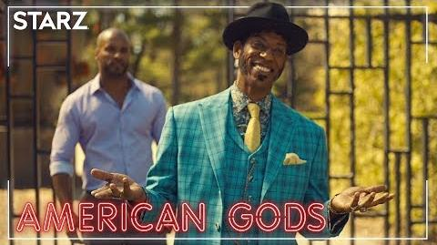 American Gods - Mr. Nancy - Season 2