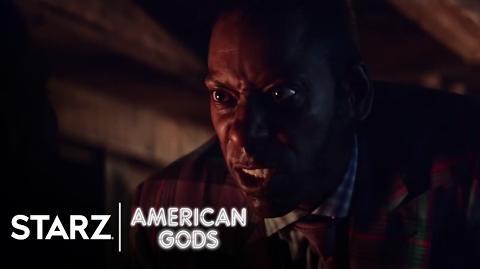 American Gods - Mr Nancy - Season 1