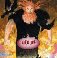 AG Comic Odin