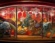 Black Phoenix The Carousel