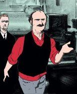 AG Comic John Chapman 1