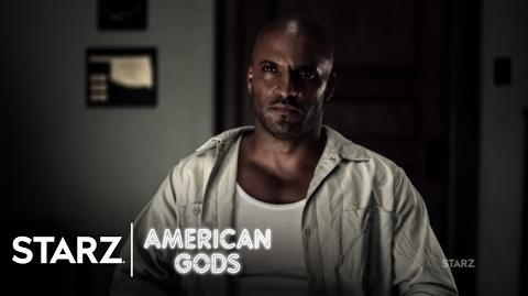 American Gods First Look Trailer STARZ