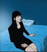 Laura comic dead 1