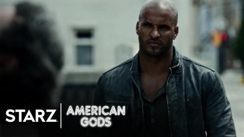 American Gods STARZ