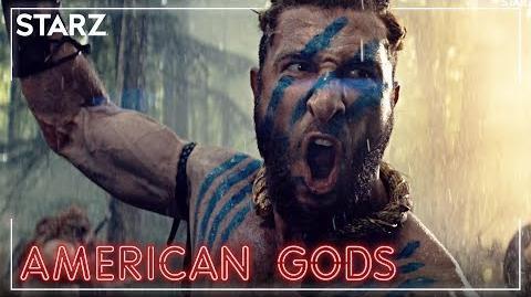 American Gods - Mad Sweeney - Season 2