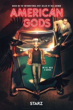 American Gods S2 Poster