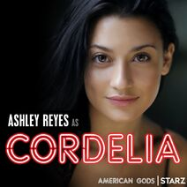 Ashley reyes cordelia promo