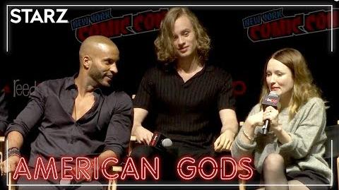 American Gods - New York Comic Con 2018 Panel - STARZ