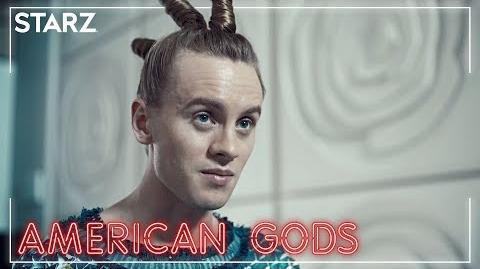 American Gods - Technical Boy - Season 2