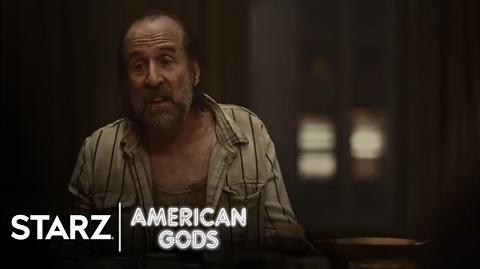 American Gods Czernobog STARZ