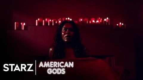 American Gods Bilquis STARZ
