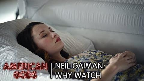Neil Gaiman- Why Watch American Gods? - American Gods