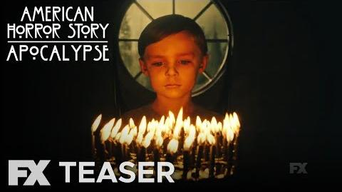 "American Horror Story Apocalypse (Season 8) Teaser 6 - Shockwave"" FX"