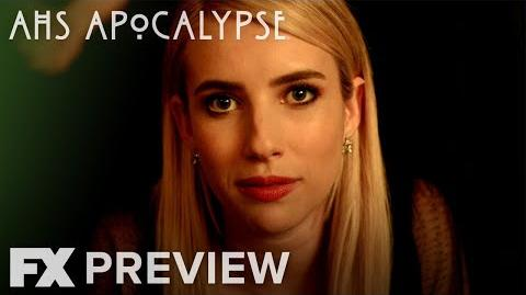 American Horror Story Apocalypse Season 8 The Return Preview FX
