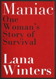 Maniac book cover