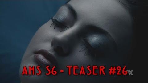 AHS Season 6 - Teaser 26 'False Eyelashes'