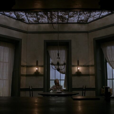Butchery Kitchen Wikipedia : Roanoke House American Horror Story Wiki FANDOM powered by Wikia