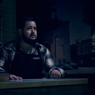 Chaz Bono in the role of <a href=