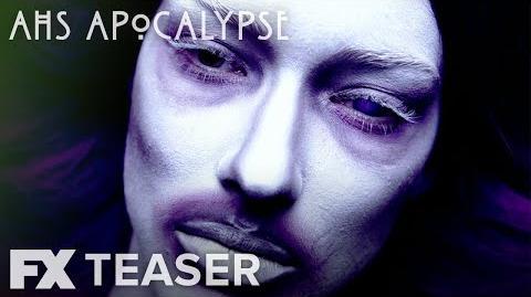 American Horror Story Apocalypse Season 8 Shut Eye Teaser FX