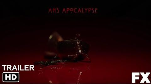 AHS S8 Apocalypse Teaser 3 - Fear What's Forbidden