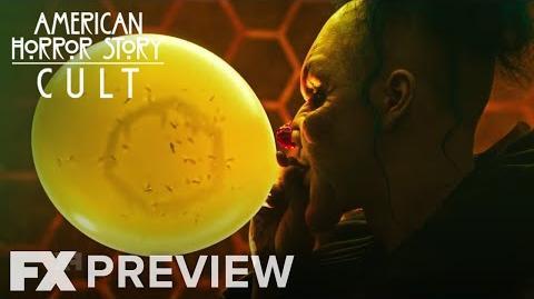 American Horror Story Cult Season 7 Balloon Preview FX