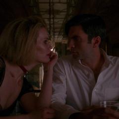 Джон и Салли в баре