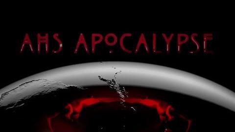 "American Horror Story Apocalypse -AHS- Season 8 ""Hell"" Teaser"