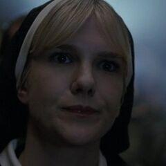 Мария смотрит фильм